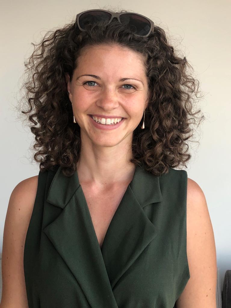 Kräuterpädagogin Carina Frischauf